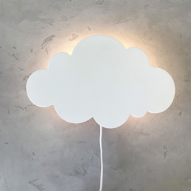 Cloud / White