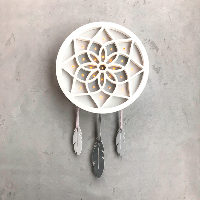 Dreamcatcher / Grey